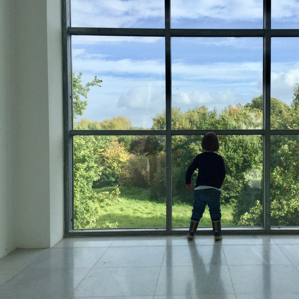 Museum Insel Hombroich: drinnen und draußen